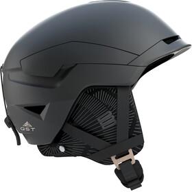 Salomon W's Quest Helmet Black/Pink Gold